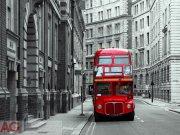 Fototapeta London bus FTNXXL-1132, rozměry 360 x 270 cm Fototapety vliesové