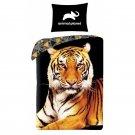 HALANTEX Povlečení Animal Planet Tygr Bavlna, 140/200, 70/90 cm Povlečení fototisk