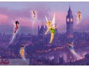 Fototapeta Fairies FTDM-0704, rozměry 160 x 115 cm Fototapety pro děti - Rozměr 160 x 115 cm