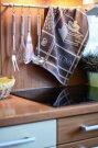 Polášek Kuchyňské utěrky z Egyptské bavlny 3 ks vzor č.71 Bavlna Utěrky + zástěry