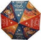 EUROSWAN Vystřelovací deštník Paw Patrol Choose Polyester, průměr 85 cm Do školy a školky - deštníky