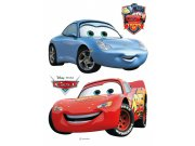 Maxi nálepka Cars a Sally AG Design DK-0850, rozměry 85 x 65 cm Dekorace Cars