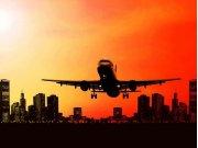 Fototapeta Noční Letadlo FTNXXL-0447, rozměry 360 x 270 cm Fototapety vliesové