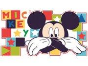 Velká pěnová figurka Mickey Mouse D23501, rozměry 30 x 60 cm Dekorace Mickey Mouse