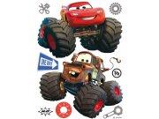 Maxi nálepka Cars monster track AG Design DK-1765 Dekorace Cars