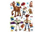 Maxi nálepka Toy Story AG Design DK-1771, rozměry 85 x 65 cm Dekorace Toy Story