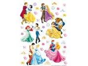 Maxi nálepka Tančící Princezny AG Design DK-1774, rozměry 85 x 65 cm Dekorace Princezny