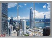 Fototapeta Window in city FTS-1318, rozměry 360 x 254 cm Fototapety papírové