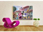 Fototapeta vliesová Minnie a Daisy FTDNM-5228, rozměry 160 x 110 cm Fototapety pro děti - Fototapety dětské vliesové