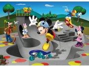Fototapeta Mickey freestyle FTDNM-5229, rozměry 160 x 110 cm Fototapety pro děti - Fototapety dětské vliesové