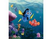 Fototapeta Nemo a Dory FTDXL-1932, rozměry 180 x 202 cm Fototapety pro děti - Rozměr 180 x 202 cm