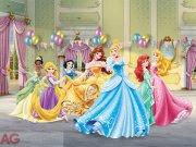 Fototapeta Princezny a bál FTDXXL-2227, rozměry 360 x 255 cm Fototapety pro děti - Rozměr 360 x 255 cm