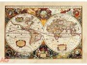 Fototapeta World map FTM-0486, rozměry 160 x 115 cm Fototapety papírové