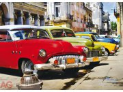Fototapeta Cuba cars FTM-0803, rozměry 160 x 115 cm Fototapety papírové