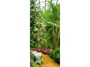 Fototapeta Winter Garden FTNV-2864, rozměry 90 x 202 cm Fototapety skladem