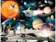 Fototapeta 3D Vesmír Walltastic 46511, 305 x 244 cm Fototapety pro děti - Rozměr 244 x 305 cm