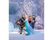 Fototapeta Ledové Království FTDNXL-5139, rozměry 180 x 202 cm Fototapety pro děti - Fototapety dětské vliesové