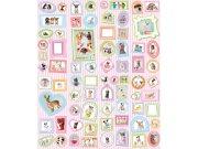 3D fototapeta Studio Pets Walltastic 42124, 203 x 243 cm Fototapety pro děti - Rozměr 203 x 243 cm