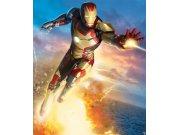 3D fototapeta Ironman Walltastic 42780, 203 x 243 cm Fototapety pro děti - Rozměr 203 x 243 cm