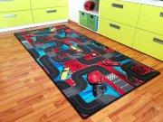 Dětský koberec Cars 3, rozměry 133 x 133 cm Koberce na hraní