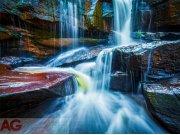 Fototapeta Waterfall FTXXL-1466, rozměry 360 x 255 cm Fototapety papírové