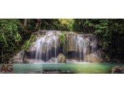 Fototapeta Waterfall FTNH-2743, rozměry 202 x 90 cm Fototapety vliesové