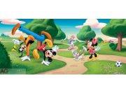 Fototapeta vliesová Mickey Mouse a kamarádi FTDNH-5323, 202 x 90 cm Fototapety pro děti - Fototapety dětské vliesové