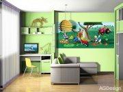 Fototapeta vliesová Mickey Mouse FTDNH-5321, 202 x 90 cm Fototapety pro děti - Fototapety dětské vliesové