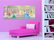 Fototapeta vliesová Princezny na snídani FTDNH-5346, 202 x 90 cm Fototapety pro děti - Fototapety dětské vliesové