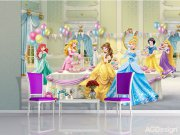 Fototapeta Princezny na snídani FTDS-2224, rozměry 360 x 254 cm Fototapety skladem