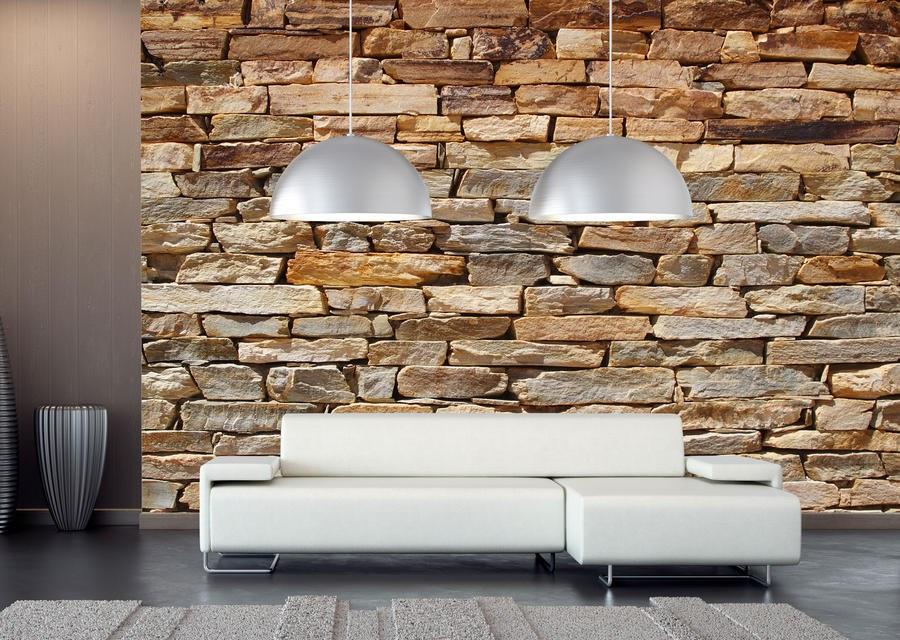 Fototapeta Bricks FTS-1319, rozměry 360 x 254 cm - Fototapety skladem