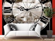 Fototapeta Clock FTS-1322, rozměry 360 x 254 cm Fototapety skladem