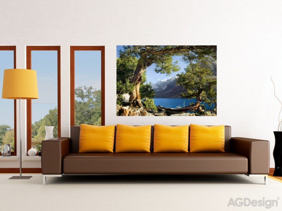 Fototapeta River FTSS-0833, rozměry 180 x 127 cm - Fototapety skladem
