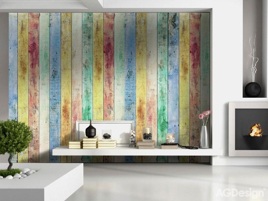 Fototapeta Board FTNXXL-2430, rozměry 360 x 270 cm - Fototapety vliesové