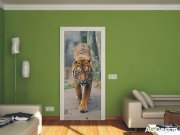 Fototapeta Bengálský Tygr FTNV-2800, rozměry 90 x 202 cm Fototapety vliesové