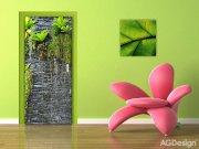Fototapeta Green in the wall FTNV-2889, rozměry 90 x 202 cm Fototapety vliesové