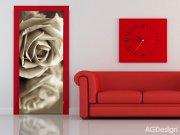 Fototapeta Sepia Rose FTNV-2894, rozměry 90 x 202 cm Fototapety vliesové