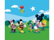 Fotozávěs Mickey Mouse FCSXL-4307, 180 x 160 cm Závěsy do dětského pokoje
