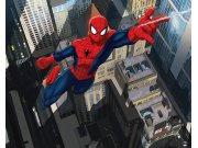 Fototapeta 3D Spiderman Ultimate Walltastic 43114, 305 x 244 cm Fototapety pro děti - Rozměr 244 x 305 cm