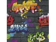 Tapety na zeď Kids & Teens grafitty 237801 Tapety Kids and Teens