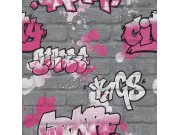 Tapety na zeď Kids & Teens grafitty 237818 Tapety Kids and Teens