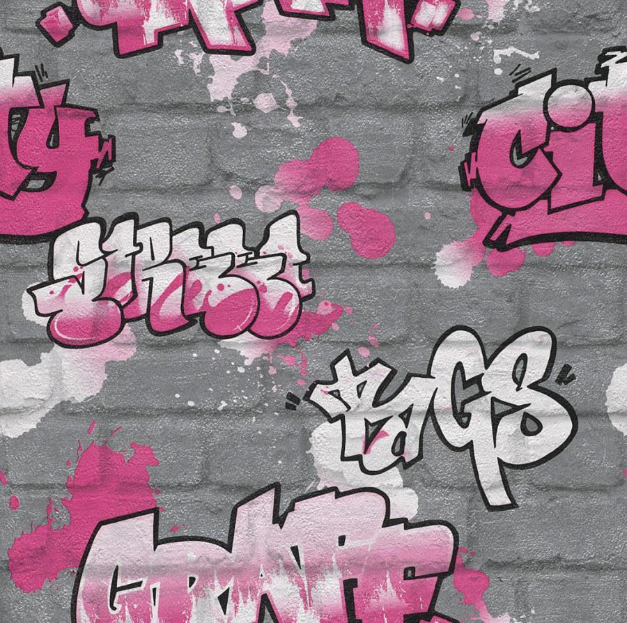 Tapety na zeď Kids & Teens grafitty 237818 - Tapety Kids and Teens