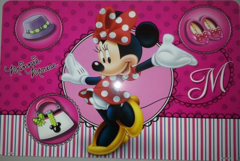 Prostírání Minnie LP2026, rozměry 42 x 30 cm - Dekorace Mickey Mouse