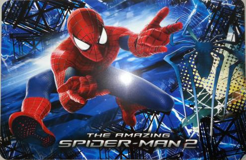 Prostírání Spiderman LP2030, rozměry 42 x 30 cm - Dekorace Spiderman