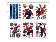 Samolepicí dekorace Walltastic Spiderman 43145 Dekorace Spiderman