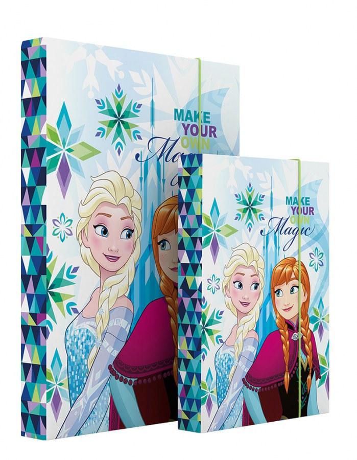 Školní heftbox A4 Ledové Království 3-76217 - Boxy na sešity