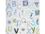 Dětské papírové tapety 72810333, rozměry 0,53 x 10,05 m Tapety Summer Camp