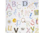 Dětské papírové tapety 72810435, rozměry 0,53 x 10,05 m Tapety Summer Camp