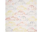 Dětské papírové tapety 72830243, rozměry 0,53 x 10,05 m Tapety Summer Camp