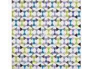 Dětské papírové tapety 72850149, rozměry 0,53 x 10,05 m Tapety Summer Camp